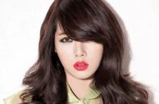 性感时尚 江南女星演绎魅惑发型
