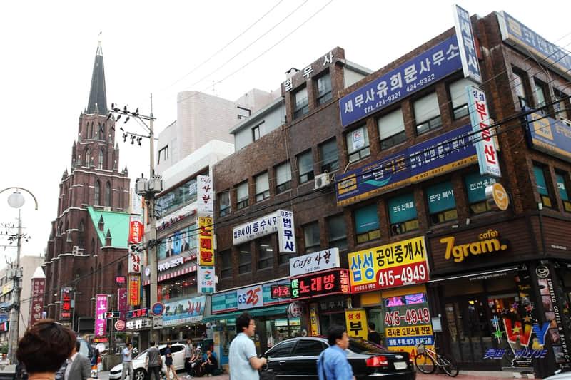 学员赴韩国学习归来感想