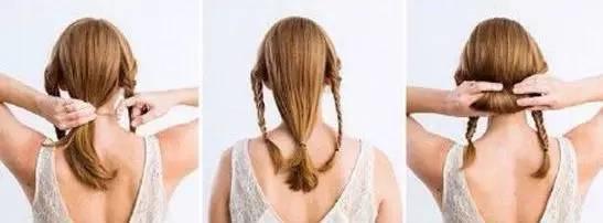 想要学盘发,试试这几款吧,复古优雅,仙气十足!