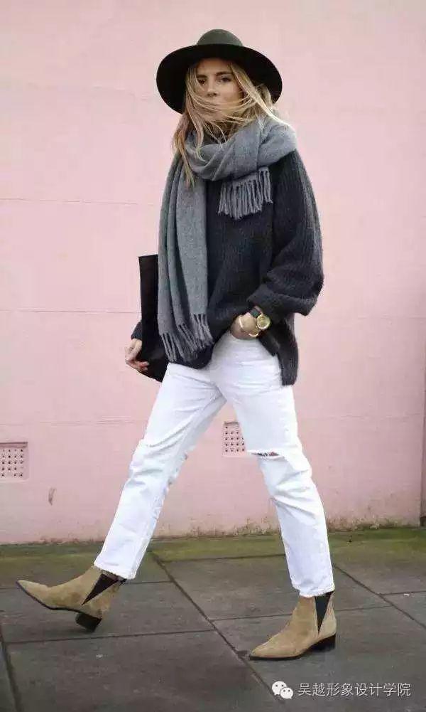 围巾系法你学会了吗
