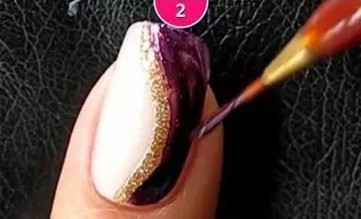 【美甲】和闺蜜一起DIY一款唯美美甲,晶莹剔透的指甲为心情添彩!
