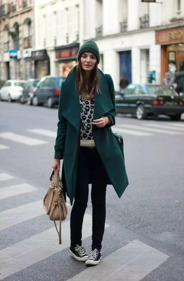 冬天里美不美,你还得知道大衣怎么穿!