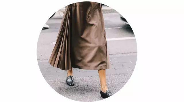 裙子怎样配鞋子 才能在春天美美哒?