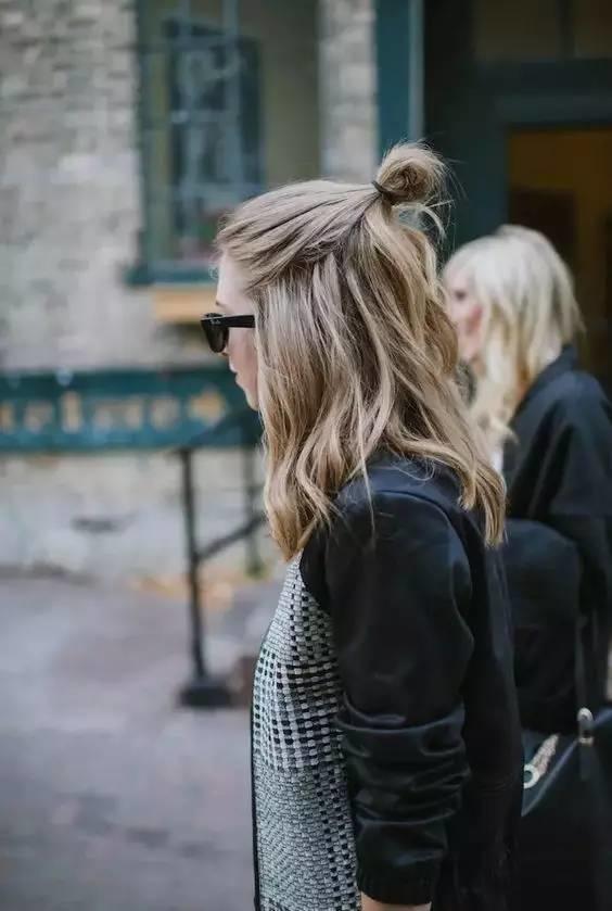 【美发】五花大绑的发型才是最适合初春!
