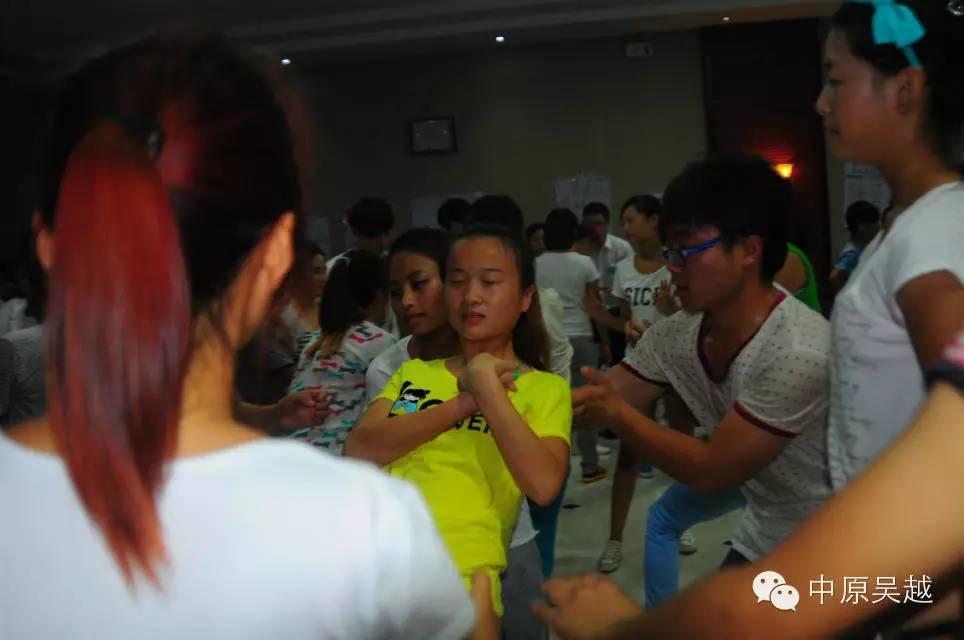 【魅力人生】吴越学校2015年度大型公益课程即将开课