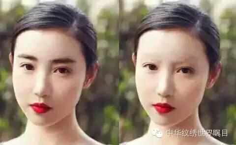 全世界都在改眉形——'雾妆眉'火了!