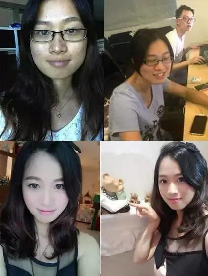 三个女疯子化妆后竟然正常了!心脏不好的勿入!