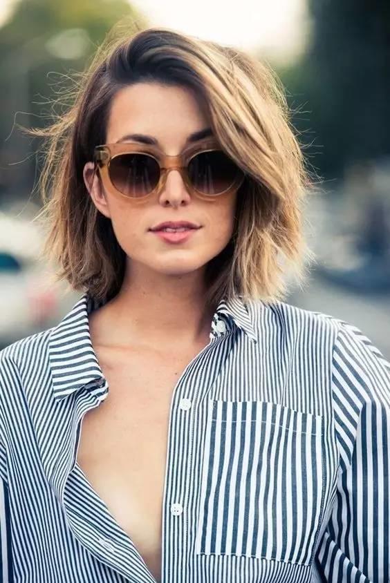她就剪了一款短发,竟火遍了亚洲!
