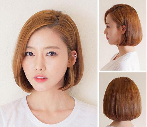 还在纠结换什么发型吗?快来看看韩国可爱妹子的最新发型吧!