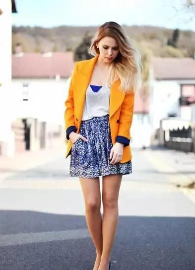 入秋了,搭配穿衣怎么配色才能不出错?