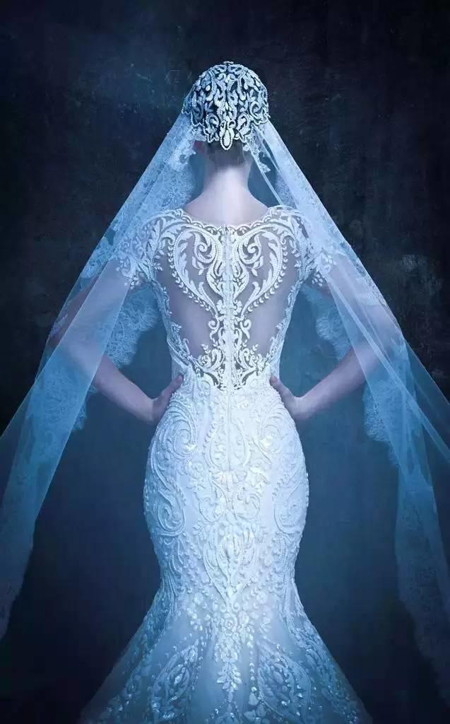 【中原吴越】那些来自迪拜的顶级婚纱,值得一看!