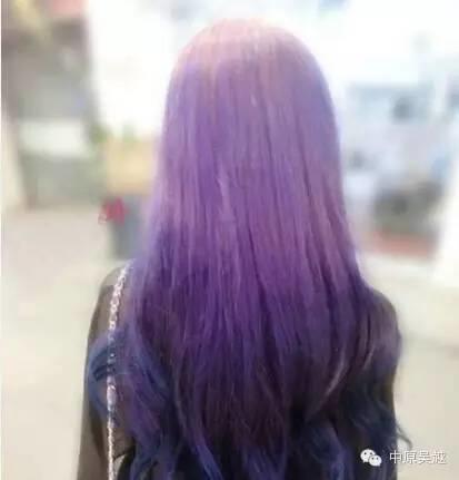 【吴越美发】华丽丽的染发,2015玩转色彩