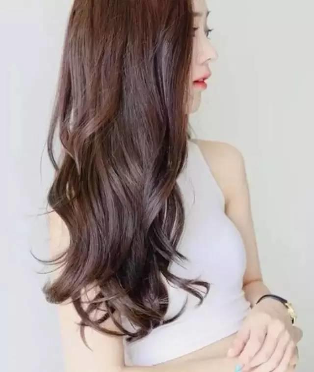最美发型图集