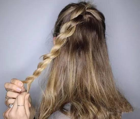千万不要这么扎头发,太美有危险~!