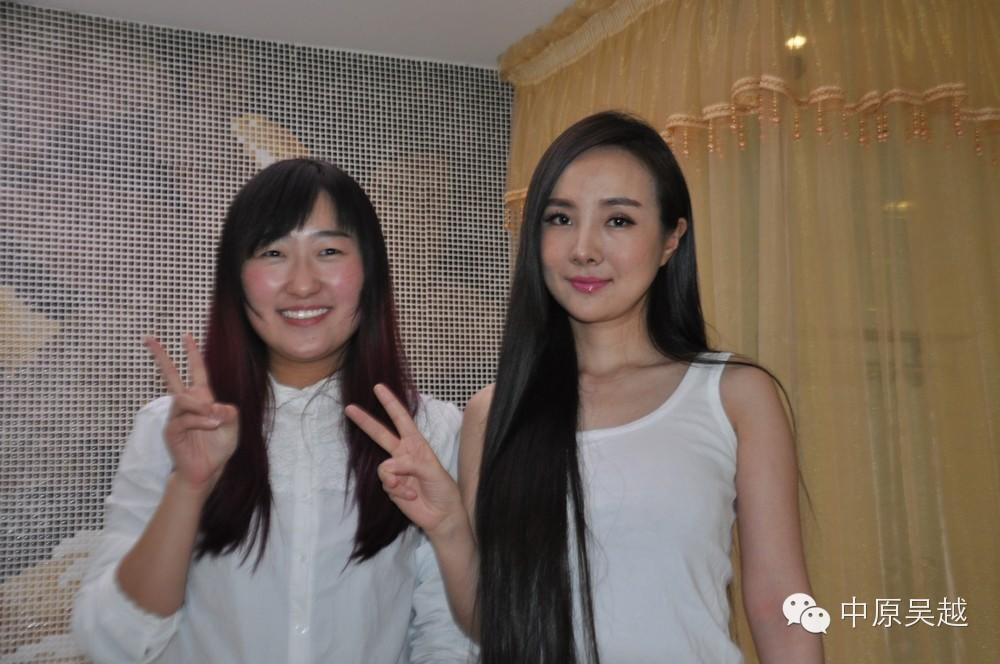 【吴越学校】化妆专业学员入驻《美女住店》为剧组演员化妆