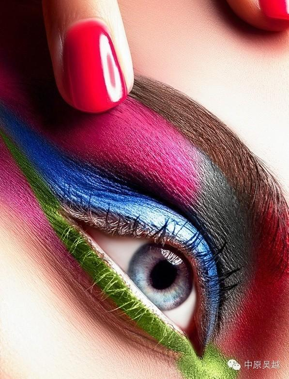 【吴越学校】我是化妆师,并且我会一直坚持下去!