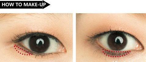 3款眼线style详解 性感媚眼VS圆滚大眼