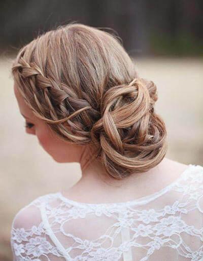 春日百变造型 2014新娘发型潮流趋势解读
