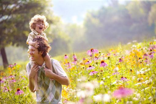 父亲节献礼:父爱深沉 香寄感恩