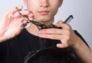 基础剪发技术