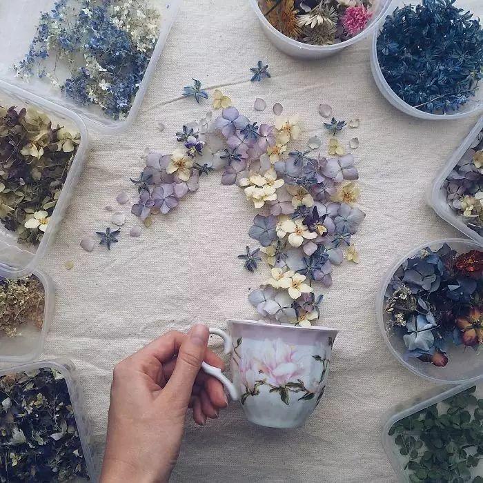 用名画美甲,自带风景窗帘,美到冒泡的咖啡杯··· 这就是本周的创意精选