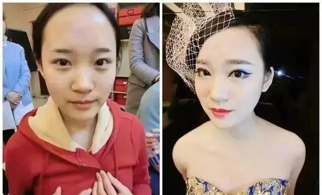 化妆真的比整容还厉害吗?