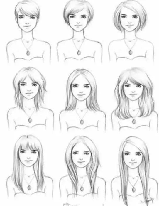 什么身高就留什么发型,你选对了吗?