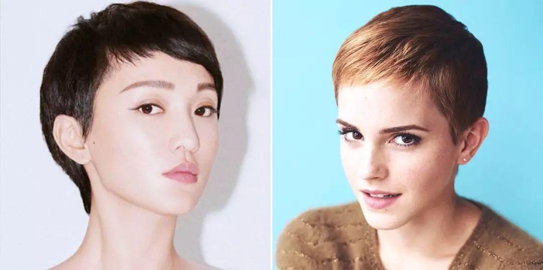 发型设计与脸型搭配,剪对发型效果堪比整容!