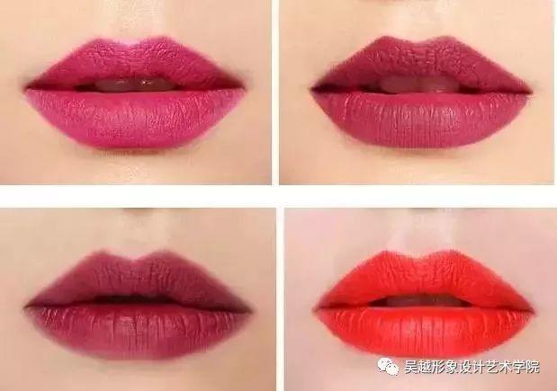 涂口红、唇膏、唇彩、颜色的技巧!