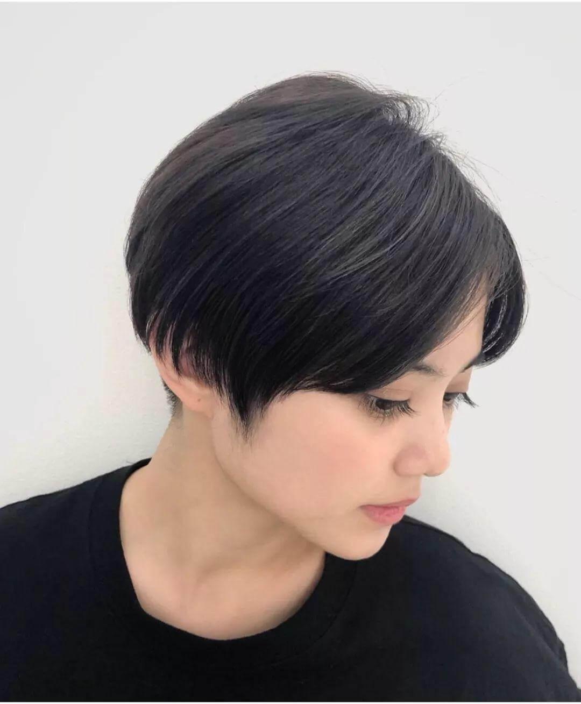 """夏季解暑必备短发—""""精灵头"""""""