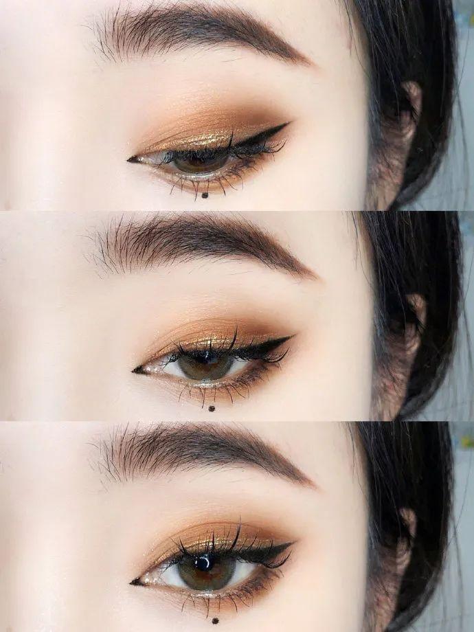 奢靡风格的眼妆,谁能不爱呢?